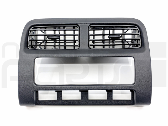S14 240SX CENTER DASH VENTS / TRIM BEZEL