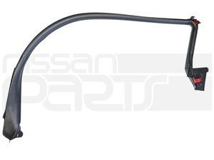 Upper Weather-Strip (RH) (Z33 350Z) - Nissan (76860-CD000)