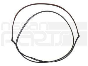 Back Glass Molding (350Z Z33) - Nissan (90352-CD000)