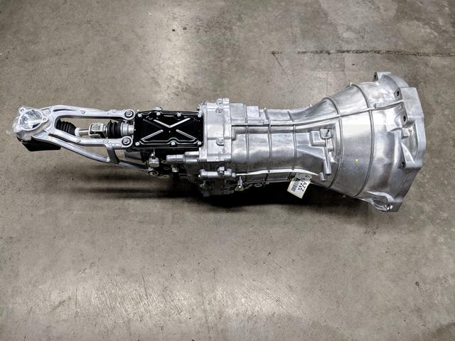 350Z Manual Transmission - Nissan (32010-CD00A)