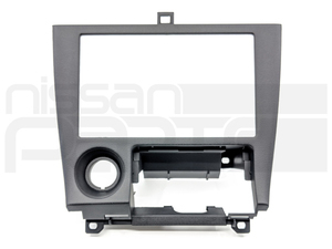 S14 240SX CENTER DASH RADIO TRIM BEZEL - Nissan (68260-70F20)