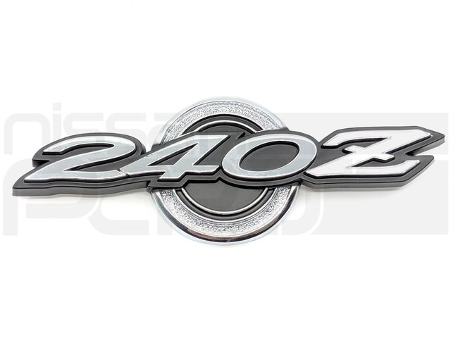 Emblem-Quarter (240Z) - Nissan (76808-E4601)