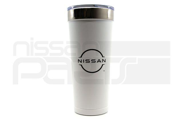 NISSAN TUMBLER WHITE - Nissan (NIS120103300)