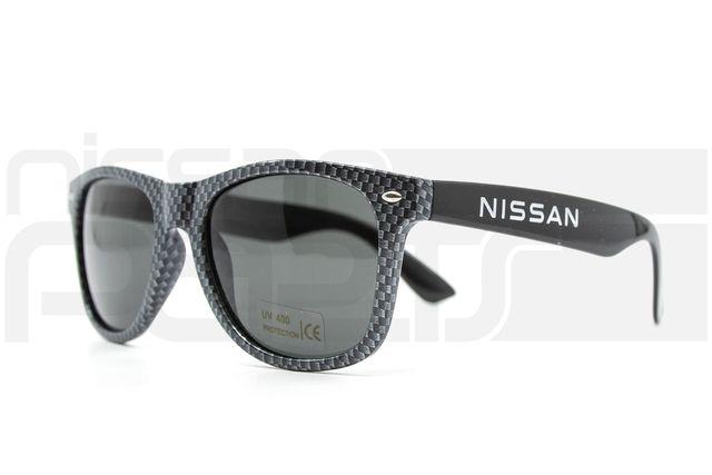 NISSAN CARBON FIBER PRINT SUNGLASSES - Nissan (NIS19003300)