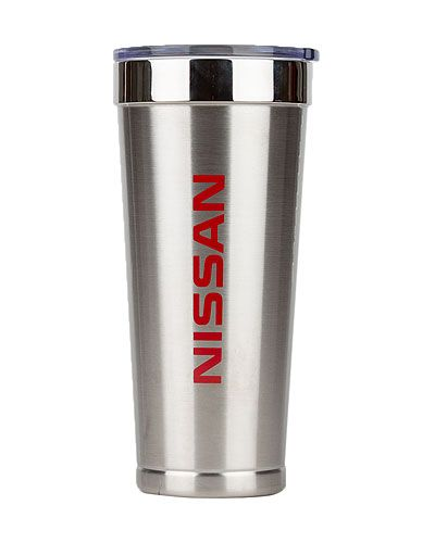 NISSAN STAINLESS STEEL TRAVEL TUMBLER - Custom (NIS12008900)