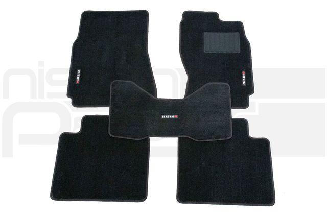 NISMO CARPET FLOOR MATS (R33 SKYLINE) (**special**) - Nissan (M-74902-RNR35)