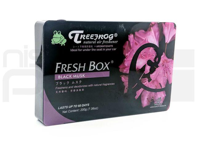TREEFROG FRESH BOX - BLACK MUSK - Custom (10611)