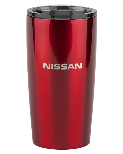 NISSAN STAINLESS STEEL RED TUMBLER - Nissan (NIS12007800)