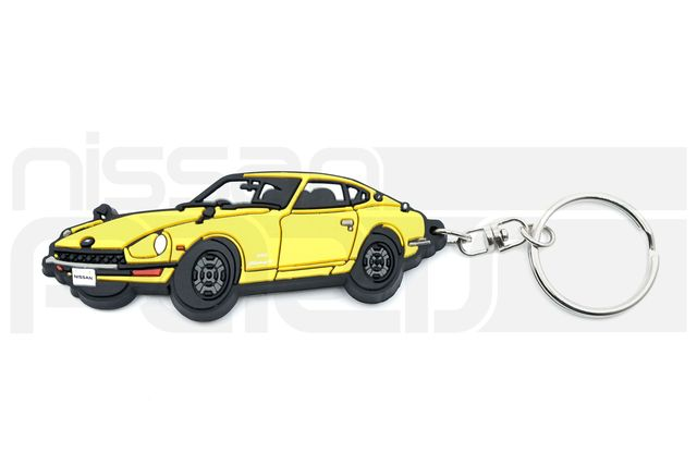 FAIRLADY Z SILICONE KEYCHAIN (SPECIAL) - Nissan (M-KWA11-11L00)