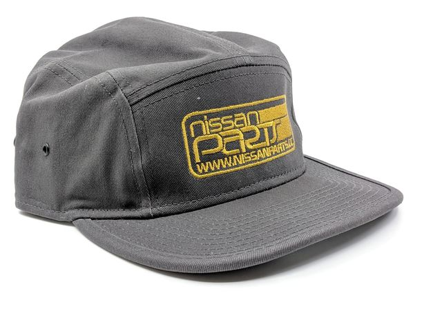 NISSANPARTS OTTO COTTON 5-PANEL HAT - Custom (NPHAT9)