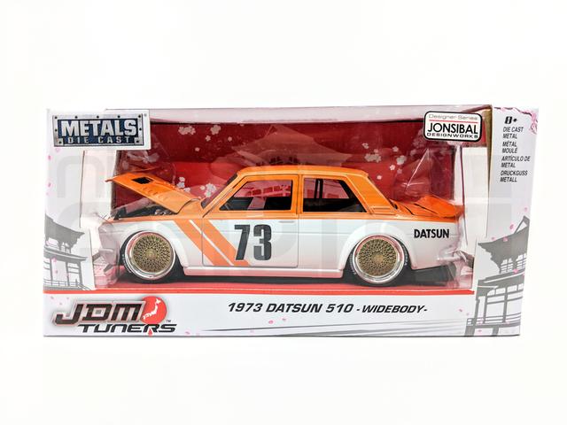 DATSUN 510 WIDEBODY DIECAST - Nissan (51650)