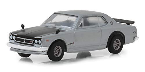GREENLIGHT TOKYO TORQUE '72 NISSAN SKYLINE 2000 GT-R 1:64 - Nissan (51664)