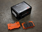 NISMO REAR BRAKE PADS w/ Akebono Calipers 370Z G37 M37 - Nissan (D4060-1EA01)