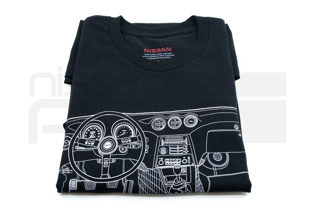 240Z DASH T-SHIRT (SPECIAL) (SMALL) - Nissan (NIS01008102)