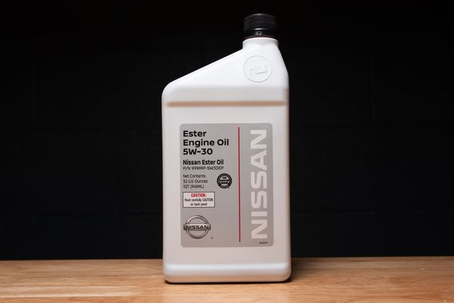 Nissan 5W30 Ester Oil GL4 - Nissan (999MP-5W30EP)