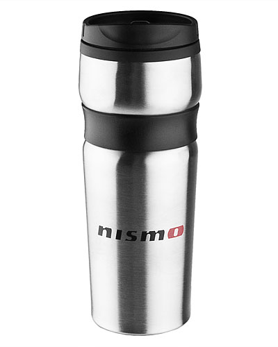 NISMO STAINLESS TRAVEL TUMBLER - Nissan (NIS12003800)
