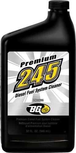 BG 245 Premium Diesel Fuel System Cleaner - Mopar (245)
