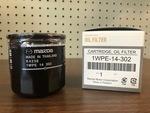 Oil Filter, all skyactiv motor - Mazda (1WPE-14-302)