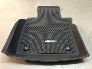 2019 MAZDA 3 ALL WEATHER MATS - HIGH WALL - Mazda (BEPN-V0-350)