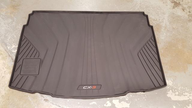 Cargo Area Tray - Mazda (0000-8B-S03)