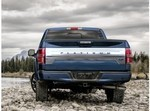 Tailgate Lettering - Platinum - Ford (VHC3Z-9942528-A)