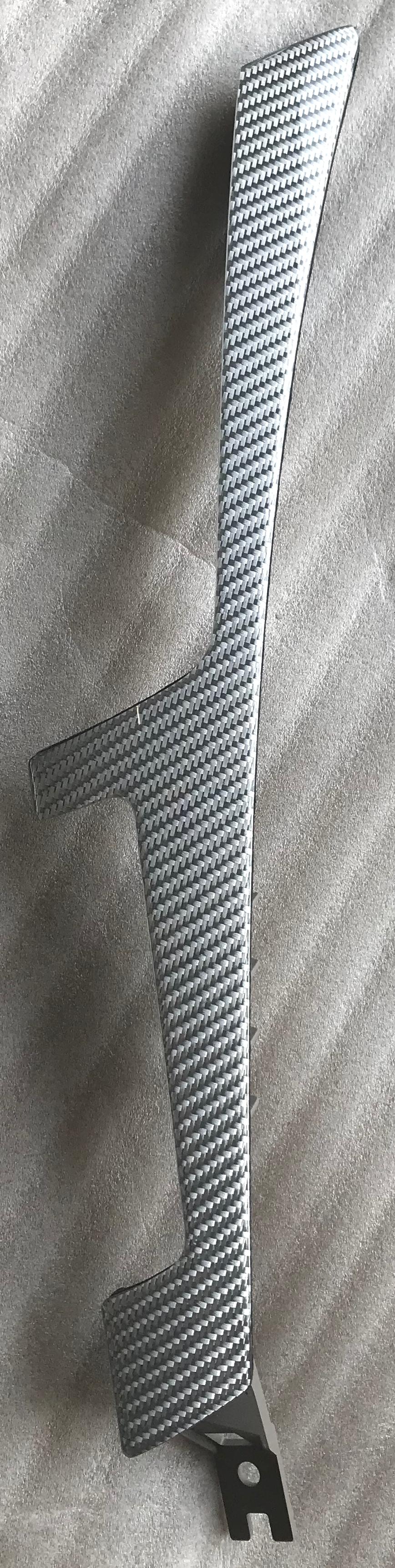 Trim Molding - Right - Infiniti (68412-5CA3A)