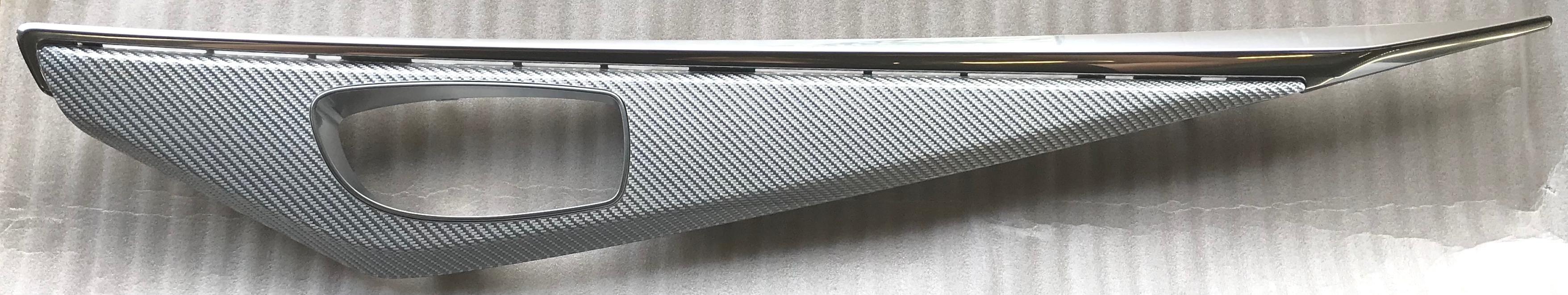 Finish Molding - Infiniti (80880-5CM0A)