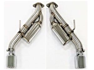 Infiniti Q50 Helmholtz Sport Exhaust Kit