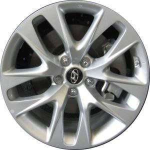 2013-2016 Hyundai Genesis Coupe - Wheel Alloy - Hyundai (52910-2M230)