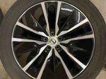 VOLVO XC90 2016 AND UP 19 INCH WHEEL AND TIRE - Volvo (8640902WT)