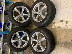 VOLVO XC90 2016-UP 18 INCH WHEELS AND TIRES USE TAKE OFFS - Volvo (8640885TO)