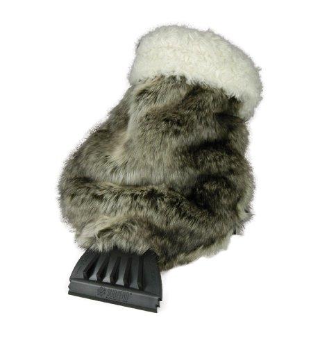 Faux Fur Ice Scraper - Volvo (13929-hopkins)
