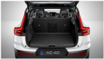 Genuine Volvo Cargo Tray/Mat for XC40 2018-Up for cars with bag holder - Volvo (31664207)