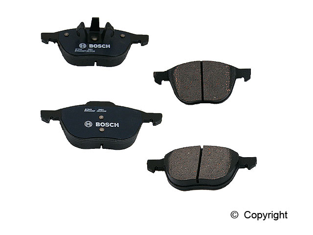 Front Brake Pads Bosch QuietCast - Bosch (bc1044)