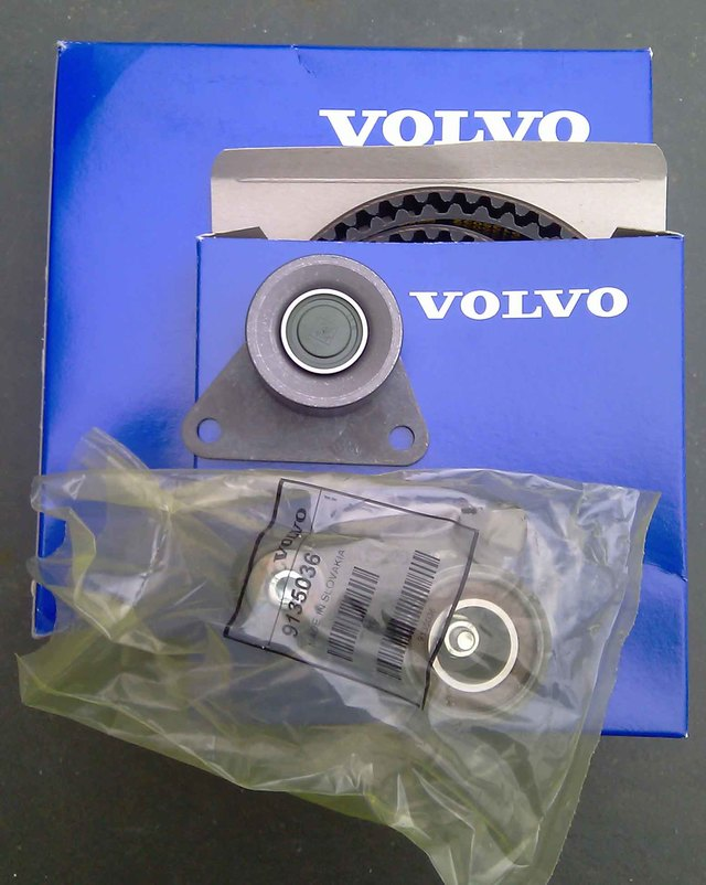 Tooth Belt Kit - Volvo (30758262)