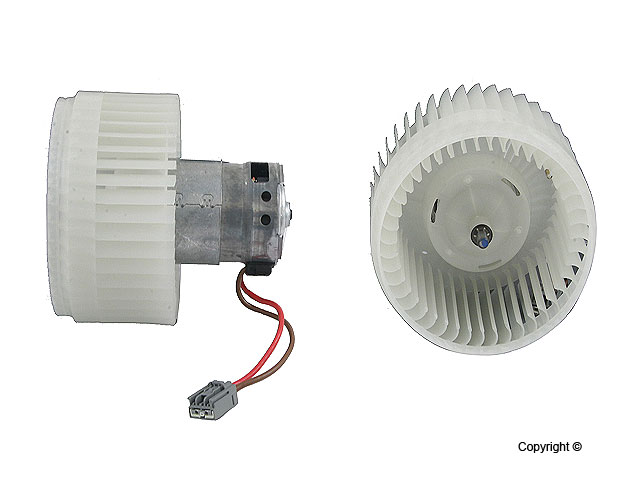 A/C Blower Motor Private Label - Volvo (31320393-PL)