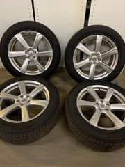 2016- XC90 Volvo Take Off Wheels and Tires (Set of 4) - Volvo (8640901TO)
