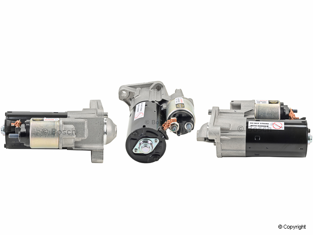 Starter Motor Private Label - Volvo (36000041-PL)