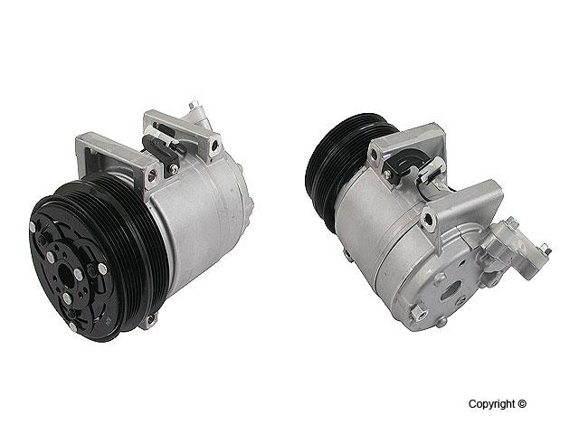 A/C Compressor Private Label - Volvo (36001118-PL)