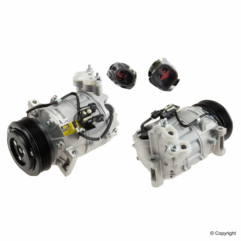 A/C Compressor Private Label - Volvo (36002114-PL)