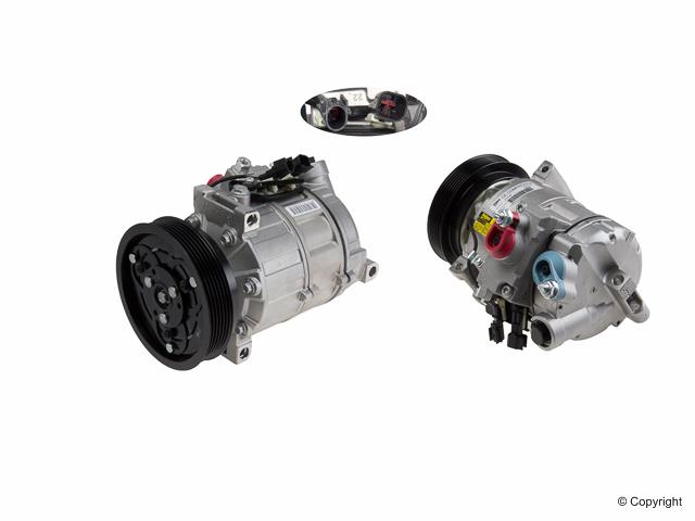 A/C Compressor Private Label - Volvo (36051068-PL)