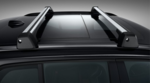 Genuine Volvo Load Bars Kit for Volvo XC40 models (set of 2 plus hardware and instructions.