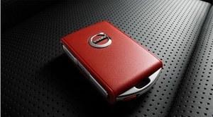 Red Key Remote - Volvo (32256989)