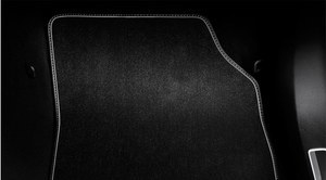 Floor Mats - Carpeted - R-Design - Charcoal - Volvo (31463915)