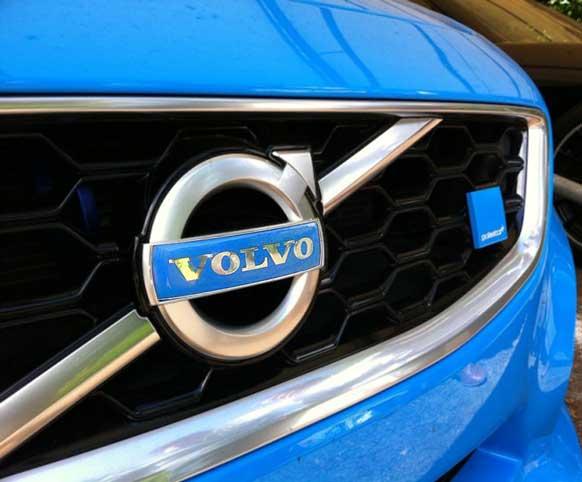 Polestar Grille Emblem Sticker - Volvo (polestar-grille)