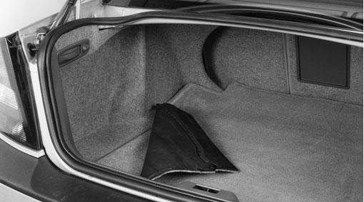 Trunk Mat Carpet S70 - Volvo (9184962)