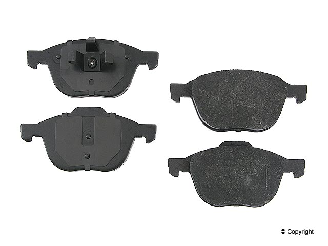Front Brake Pads Economy
