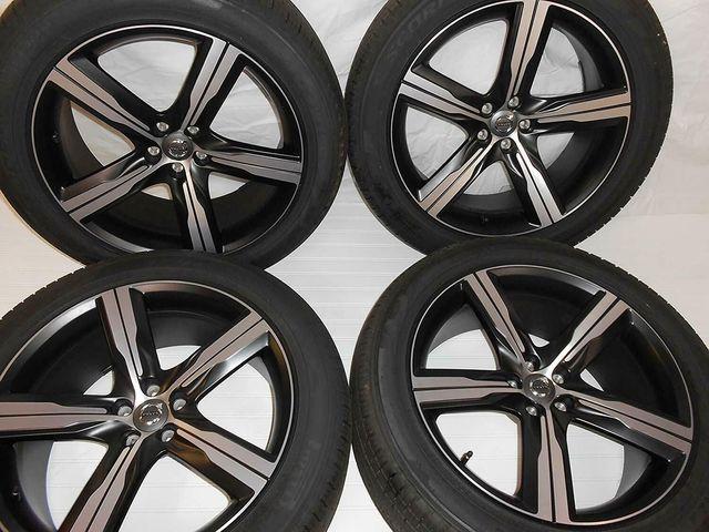 20 inch, 5 spoke, R-design, XC90 take off wheels - VOLVO (8640887)