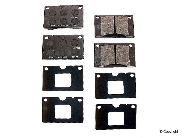 Brake Pad Kit - Volvo (31261180)