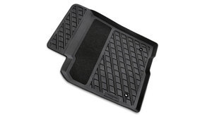 Rubber Mats 4-pc C70 2006-2013 - Volvo (39807164)